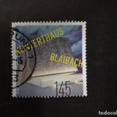 Timbres: ALEMANIA FEDERAL 2019. BLAIBACH CONCERT HOUSE. YT:DE 3227,. Lote 219234813
