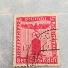 Sellos: SELLO ALEMANIA REICH NAZI ESVASTICA. Lote 220244770