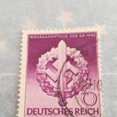 Sellos: SELLO ALEMANIA REICH NAZI ESVASTICA. Lote 220244862