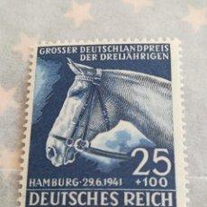Sellos: SELLO ALEMANIA REICH NAZI 1941 CON GOMA. Lote 220249048