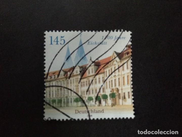 ALEMANIA FEDERAL 2008. 1,100TH ANNIV. OF EICHSTÄTT. MI:DE 2638, YT:DE 2467, (Sellos - Extranjero - Europa - Alemania)