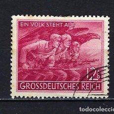 Sellos: 1945 ALEMANIA IMPERIO REICH MICHEL 908 YVERT 824 DEFENSA SOLDADOS USADO. Lote 221578847