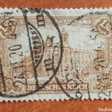 Sellos: ALEMANIA IMPERIO AÑO 1920 USADO (FOTOGRAFÍA REAL). Lote 221579825