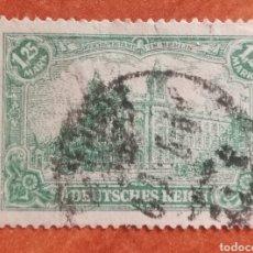 Sellos: ALEMANIA IMPERIO, AÑO 1920 USADO (FOTOGRAFÍA REAL). Lote 221581113