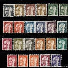 Sellos: BERLIN 339/52** - AÑO 1970 - PRESIDENTE G. HENEMANN. Lote 221584086
