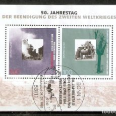 Sellos: ALEMANIA FEDERAL.1995. HB. YT 30. Lote 221666961