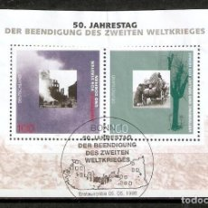 Sellos: ALEMANIA FEDERAL.1995. HB. YT 30. Lote 221667012