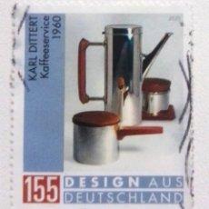 Selos: ALEMANIA 2020 FABRICACIÓN ALEMANA SELLO USADO DE 1,55 €. Lote 221701136