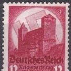 Francobolli: LOTE DE SELLOS - ALEMANIA III REICH - ESVASTICA NAZI - WWII (AHORRA EN PORTES, COMPRA MAS). Lote 221725373