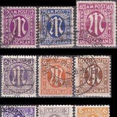Sellos: LOTE DE SELLOS - ALEMANIA - REICH - IMPERIO - (AHORRA EN PORTES, COMPRA MAS). Lote 221726007