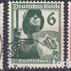 Sellos: LOTE DE SELLOS - ALEMANIA III REICH - SOLDADOS NAZI - ESVASTICA WWII (AHORRA EN PORTES, COMPRA MAS). Lote 221726518