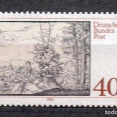 Sellos: ALEMANIA FEDERAL /1980/MNH/SC#1340/ ALBERT ALTDORFER PINTOR AND GRABADROR/ ARTE. Lote 222236556