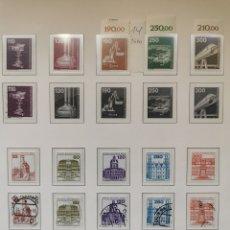 Sellos: ALEMANIA. 1982. BERLÍN. 20 PZ. Lote 222666321