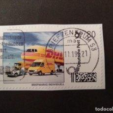 Sellos: ALEMANIA, MODERNAS OFICINAS DE CORREOS PRIVADAS. Lote 222667088