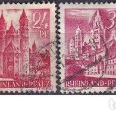 Sellos: LOTE DE SELLOS - ALEMANIA - III REICH - NAZI - WWII OCUPACION (AHORRA EN PORTES, COMPRA MAS). Lote 222839456