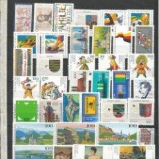 Sellos: SELLOS DE ALEMANIA AÑO 1994 COMPLETO NUEVO. CATÁLOGO YVERT. Lote 278286278