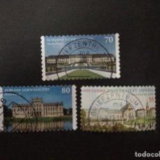 Sellos: ALEMANIA. CASTILLOS   EDIFICIOS   PALACIOS. Lote 227102215