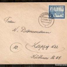 Sellos: ALEMANIA IMPERIO. 1944. SOBRE. MI 892. Lote 228421670