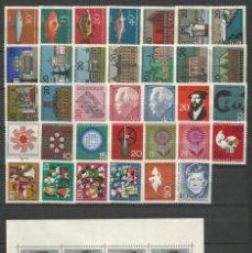 Sellos: SELLOS DE ALEMANIA AÑO 1964 COMPLETO NUEVO. CATÁLOGO YVERT. Lote 269173628