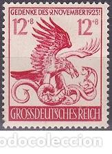LOTE DE SELLOS NUEVOS - ALEMANIA - TERCER III REICH - NAZI - AHORRA GASTOS COMPRA MAS SELLOS (Sellos - Extranjero - Europa - Alemania)