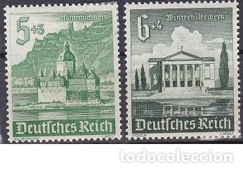 LOTE DE SELLOS NUEVOS - ALEMANIA - WWII - III REICH - NAZI - AHORRA GASTOS COMPRA MAS SELLOS (Sellos - Extranjero - Europa - Alemania)
