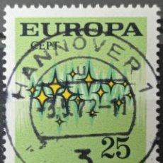 Selos: SELLO ALEMANIA FEDERAL AÑO 1972 --. Lote 257402475