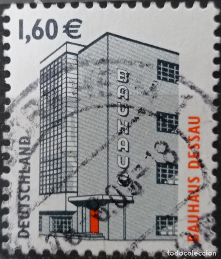 SELLOS ALEMANIA FEDERAL AÑO 2002 - (Sellos - Extranjero - Europa - Alemania)