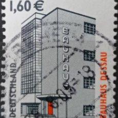 Timbres: SELLOS ALEMANIA FEDERAL AÑO 2002 -. Lote 235607390