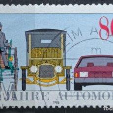 Timbres: SELLO ALEMANIA FEDERAL AÑO 1986 -. Lote 235856545