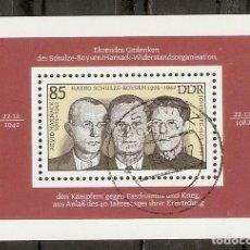 Francobolli: ALEMANIA DDR. 1983. HB MI 70. Lote 236731975