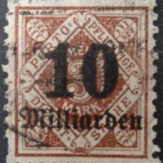 Timbres: SELLOS WURTEMBERG. Lote 236746460