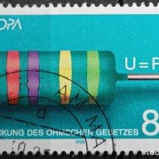 Timbres: SELLOS ALEMANIA FEDERAL AÑO 1994 -. Lote 236846275