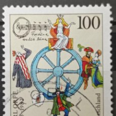 Timbres: SELLOS ALEMANIA FEDERAL AÑO 1995 -. Lote 236919620