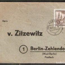 Sellos: ALEMANIA BERLIN. 1953. MI 106. Lote 237324585