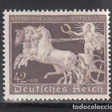 Selos: ALEMANIA IMPERIO, 1940 YVERT Nº 670 /**/, SIN FIJASELLOS. Lote 239904400