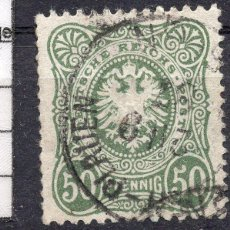 Sellos: ALEMANIA IMPERIO, 1880, STAMP MICHEL 44 IA. Lote 289892448