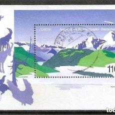 Francobolli: ALEMANIA FEDERAL.1999. HB. MI 47. Lote 241396220