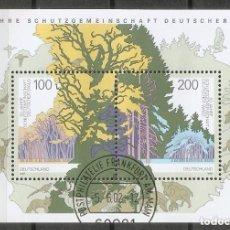 Timbres: ALEMANIA FEDERAL.1997. HB. MI 38. Lote 241401110