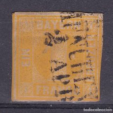 Timbres: MM1- CLASICOS ALEMANIA BAVIERA YT9. Lote 243112485