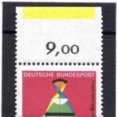 Sellos: ALEMANIA / GERMANY / SELLO AÑO 1968 YVERT NR. 413 NUEVO. Lote 243652330