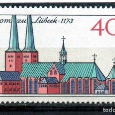 Sellos: ALEMANIA / GERMANY / SELLO AÑO 1973 YVERT NR. 629 NUEVO. Lote 243656565