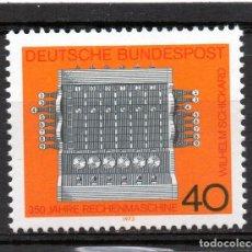 Sellos: ALEMANIA / GERMANY / SELLO AÑO 1973 YVERT NR. 627 NUEVO. Lote 243657525