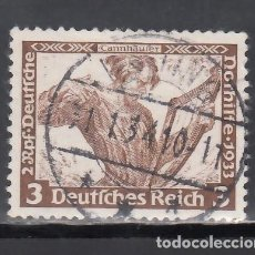 Sellos: ALEMANIA IMPERIO, 1933 YVERT Nº 470. Lote 243670865