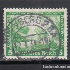 Sellos: ALEMANIA IMPERIO, 1933 YVERT Nº 472. Lote 243671075