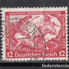Timbres: ALEMANIA IMPERIO, 1933 YVERT Nº 475. Lote 243671330