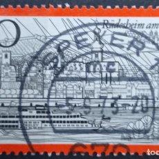 Selos: SELLOS ALEMANIA FEDERAL AÑO 1973 -. Lote 257428320