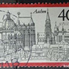Selos: SELLOS ALEMANIA FEDERAL AÑO 1973 -. Lote 257430780