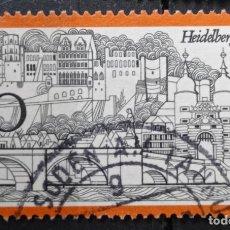 Selos: SELLO ALEMANIA FEDERAL AÑO 1972 --. Lote 257431355