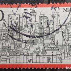 Selos: SELLO ALEMANIA FEDERAL AÑO 1971 --. Lote 257431570