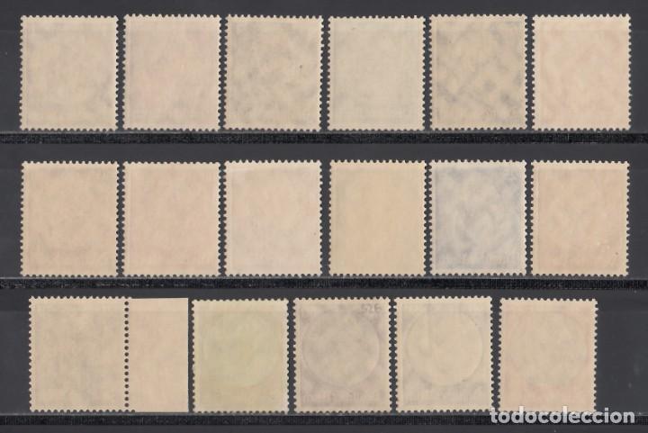Sellos: ALEMANIA IMPERIO 1933-36 YVERT Nº 483 / 498 /**/, SIN FIJASELLOS - Foto 2 - 243859770